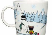 Mumin cups / Muminmuggar jag skulle vilja ha.