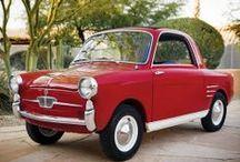 Minicars / Små bilar