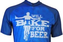 Beer Cycling Jerseys / Looking for BEER BIKE Jerseys.  Well we got em' here at CycleGarb.com / by Cyclegarb.com