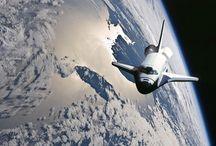 Space flight / Äventyr i rymden / by Lars Andersson