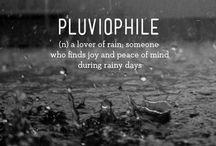 Rain love!