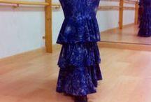 Faldas de flamenco LDM / Faldas para bailar flamenco. Elige el modelo y la tela que más te guste y ponte en contacto comnigo!