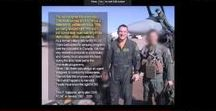 Chemtrail Pilots Front Line / [Let collaborators add people to this Bd.] Name Killer Pilots, and put names on Internet. Allowing for Commercial planes and UAVs, the Front Line is Air Force, Contract Pilots, DHS, Military, NASA, and the UN--a treaty org fraud.  Unmarked Chemtrail spraying planes were found to originate out of military bases. Google Earth pancakes out Car License Plates in Tanker Base Lots.  Media don't report Chemtrail Plane Crashes.