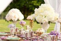 WEDDING | Decoration Centerpiece