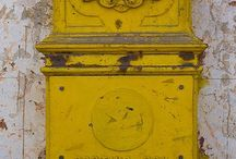 Letterboxes / Oldsberg letterboxes