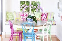 Beautiful Dinning Rooms / Ideas on how to create a beautiful family dinning room.