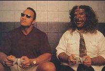Rare & Old Pro Wrestling Photos