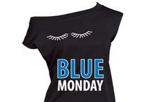 Maandag t-shirts | vanSHIRTJEtotSHIRTJE / Maandag t-shirts.   We don't like Mondays. That's all. T-shirts about Monday. And of course there are other days of the week too. We have #tshirts #tanktops for #men #woman #boys #girls and of course #babies