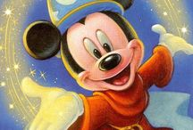 Mickey the wizard / Mickey