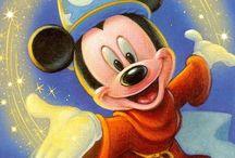 Mickey the wizard / Mickey