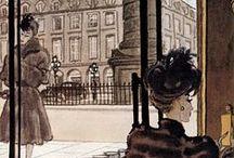 Some like it Vintage / #ilovevintage #illustrations #poster #adv
