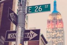 ...I want to be part of it... / New York, New York