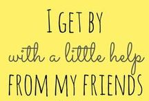 Friendship<3 / by Val Cornelius