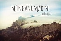 Being a nomad in Europe / A Dutchie and a Greek traveling as nomads through Europe with a van and a dog! Follow us on www.beinganomad.nl