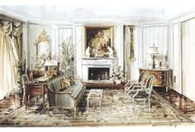 sketches interior