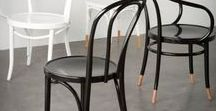 Painted furniture / Ideas for painted chairs and other furniture. Maalattuja tuoleja ja muita huonekaluja.