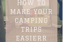Organised Camping / Ideas on how to organise your family camping trips. Here you can find tips on what to take, how to pack, where to visit and to enjoy your camping trips.