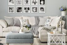 Beautiful Lounge / Following the kitchen the lounge is the most used room in our house. It is also where you like to relax, without any clutter. Here you can find ideas on how to keep your lounge clutter free, using stylish looking Storage and furniture.