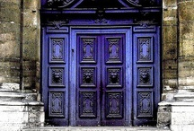 Beautiful openings: Doors / Gorgeous doors and windows that inspire / by Ellen Stanclift