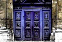 Beautiful openings: Doors / Gorgeous doors and windows that inspire / by Ellen Stanclift