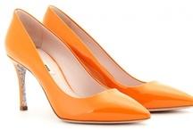 Orange you glad I didn't say banana / Orange is powerful! / by Ellen Stanclift