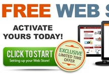 BVD / Get you own web store for just $1 to start then $14.95 per month there after.