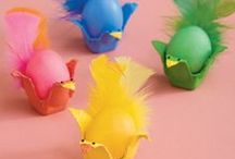Celebrating Easter / Integrate #Easter into your lesson plans with these fun activities for kids! #ece