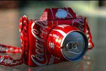 Coca Cola / by Maria Sandin