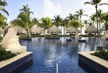 Barcelo Resorts / Excellent service and impressive amenities are consistently found in Barcelo's growing collection of all inclusive resorts in the Caribbean. Enjoy lavish guestrooms and charming facilities on the beaches of the Dominican Republic, Costa Rica, Mexico and other Caribbean countries. Book now at http://www.allinclusiveoutlet.com/vacations/resorts/barcelo/ / by All Inclusive Outlet
