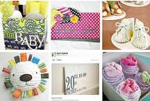 baby gifts / by Saira Sayeed