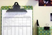 Organization !  / by Patricia Underwood