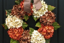 Wreaths / by Carrie Winders