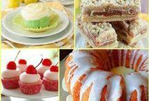 yummy treats / by Saira Sayeed