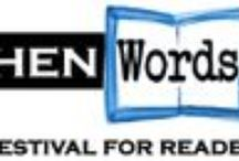 Contests, Book festivals; Book Parties / Places to join in the fun.