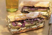 EAT :: Sandwich & Wraps