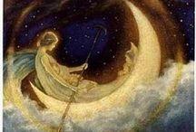 Art: Celestial Magic / by Steph Orris