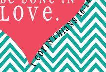 valentine's day / by JoyAnne Briggs