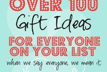 gifts / by JoyAnne Briggs