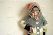 Childrens clothing - knitting