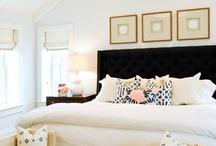 Inspiring Bedrooms / by Ellen Stanclift