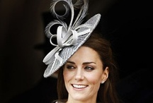 Fascinating / Homage to the British world of fascinators that I find so fascinating.
