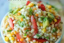 salads / by Saira Sayeed
