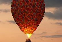Favorite Things-Hot Air Balloons