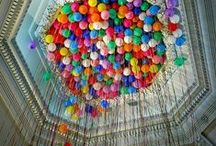 Balloon Decor Style / Ideas on how to use Balloons for events and parties.