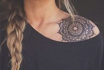 Tattoo and doodles