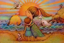 BPP: Maternally and Paternally Motivated / by Steph Orris