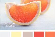 color palettes / ux. ui. color. / by LesLea