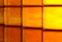 Orange Colour Style