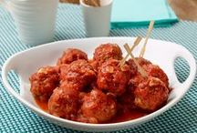 EAT :: Meatloaf & Meatballs