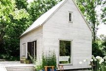 little house / land + tiny home = vacation house!